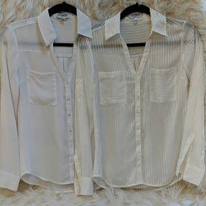 Express portofino shirt slim fit bundle